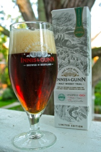 Innis and Gunn Malt Whisky Trail