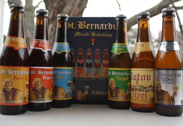 St. Bernardus Mixed Selection