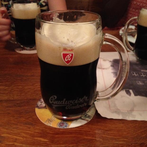 Budweiser Budvar B:Dark