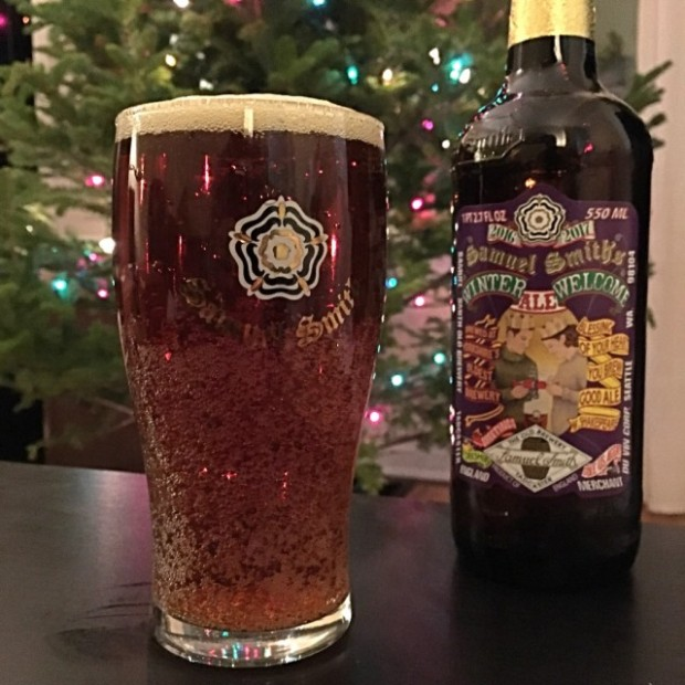 Samuel Smith Winter Welcome Ale